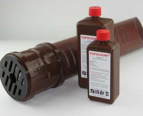 T&F TUPOLEUM® (2 zuilen + 1,5 liter Tupoleum®)